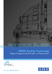 pwi,eriks,polymer components,automotive,transportation,brochure